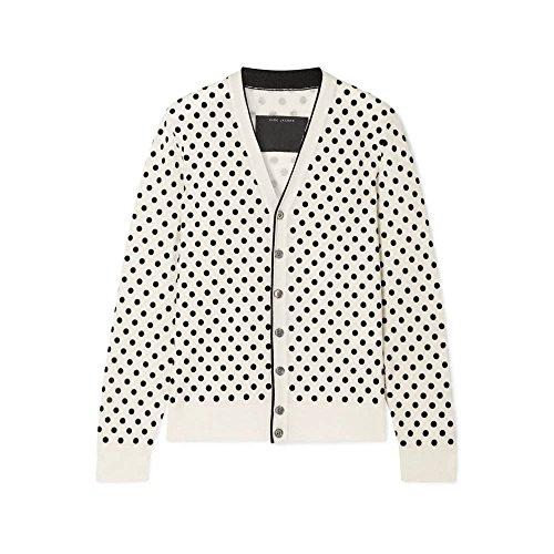 (マーク ジェイコブス) Marc Jacobs レディース トップス カーディガン Flocked wool cardigan [並行輸入品]