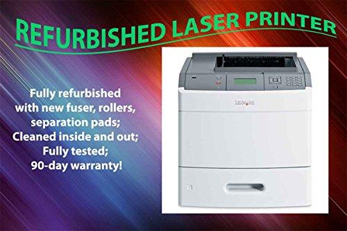 - Lexmark 30G2024 T654dn Printer - Monochrome - Laser - 55 Ppm - 1200 Dpi X 1200 Dpi - 650 Pages
