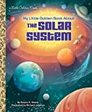 Best Jupiter Kids Books 3 Year Olds - My Little Golden Book About the Solar System Review