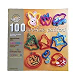 100 wilton cookie cutters - Wilton 100 Cookie Cutters