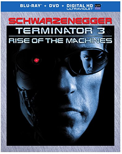 Terminator 3: Rise of the Machines (Blu-ray + DVD + Digital HD)