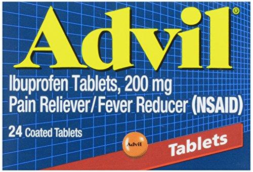 Advil Tablets Advanced Medicine - Advil Advanced Medicine for Pain, 200 mg tablets, 24 ct