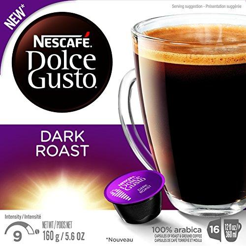 nescafe dolce gusto black coffee - 3