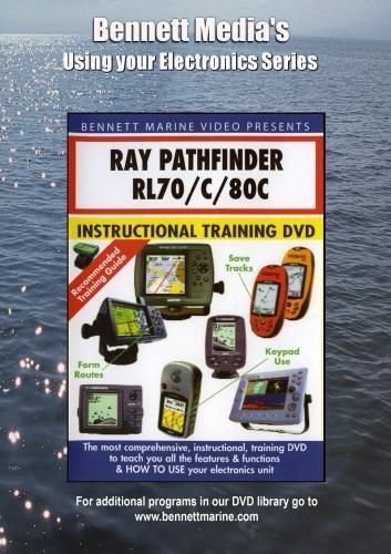 Bennett Dvd Raymarine Radar - RAYMARINE PATHFINDER RL70 PLUS RADAR