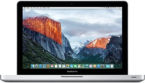 Apple 13 Inch MacBook Pro / MD101LL/A / 2.5GHz Intel Core i5, 4GB RAM – (Renewed) 51pz0uEYnZL