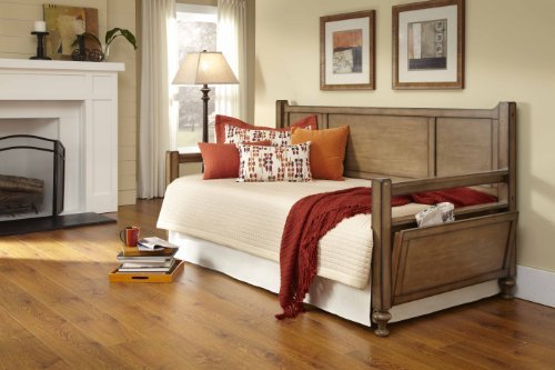 Leggett & Platt Fashion Bed Group Newcastle Daybed with M...