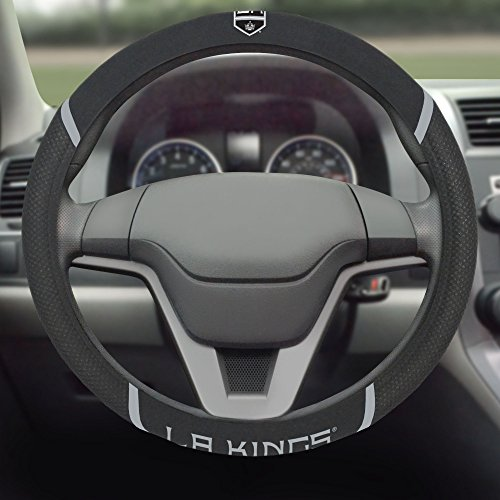 FANMATS 17165 NHL - Los Angeles Kings Steering Wheel ()
