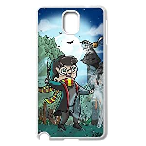 High Quality -ChenDong PHONE CASE- For Samsung Galaxy NOTE3 Case Cover -Harry Potter Series-UNIQUE-DESIGH 4