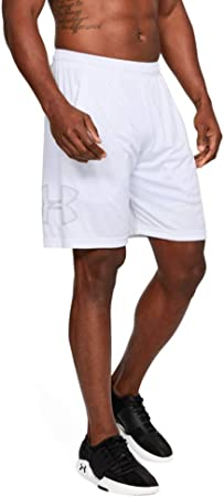 Under Armour Hombre Tech Graphic Short, Pantalón corto