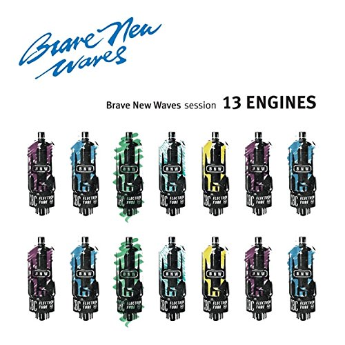 13 Engines - Brave New Waves Session (CD)