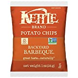 kettle chip bbq - Kettle Brand Potato Chips, Backyard Barbeque, Single-Serve 1 Ounce Bags (Pack of 72)