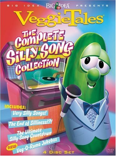 Anderson Collections Set - VeggieTales - The Complete Silly Song Collection