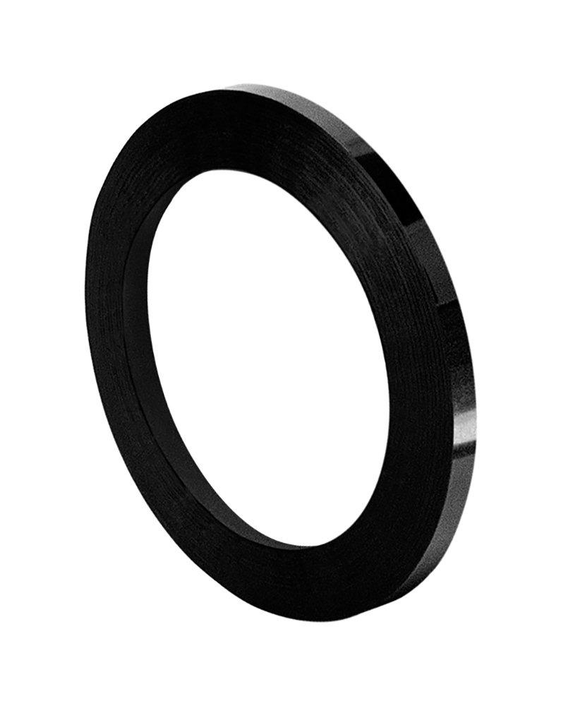 TapeCase 850 0.25' x 72yd - Black Polyester Film Tape Converted from 3M 850B, 0.25' x 72 yd 0.25 x 72 yd 3M 850 0.25 x 72yd - Black