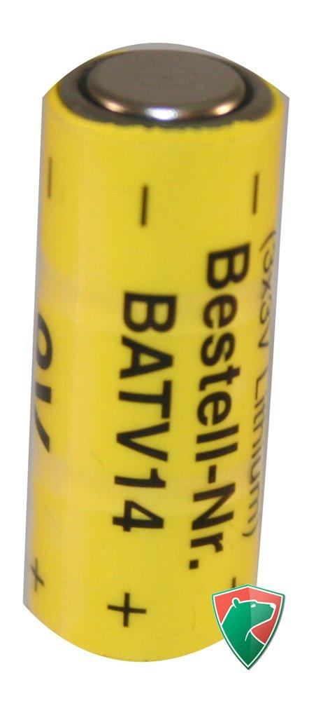 BATV14 - Lithium Batterie 9 V / 0,17 Ah - Atral - Daitem
