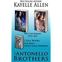 The Antonello Brothers: Antonello Brothers