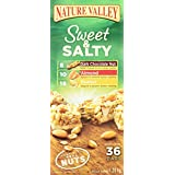 Nature Valley Sweet and Salty Snack - Variety Pack - 36 Bars