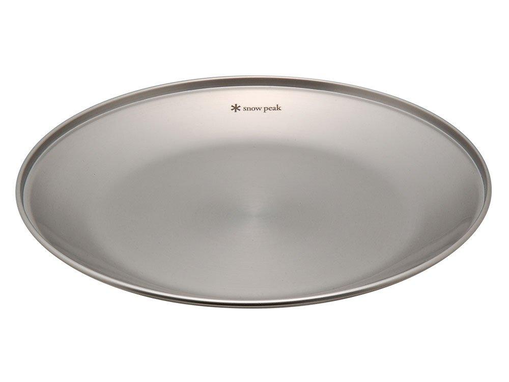 Snow Peak Tableware Plate, Large