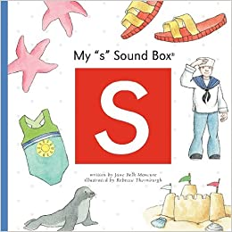 "Amazon.com: My ""S"" Sound Box (9781602531598): Moncure, Jane Belk,  Thornburgh, Rebecca McKillip: Books"