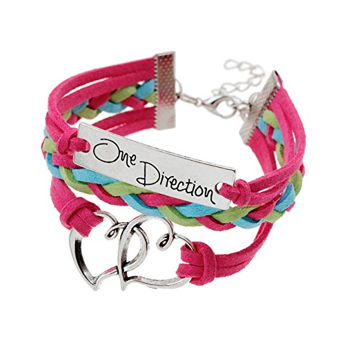one direction charm bracelet - 1