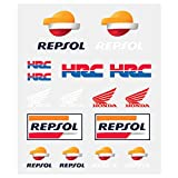 Honda Repsol Moto GP Team Sticker Set Official 2018