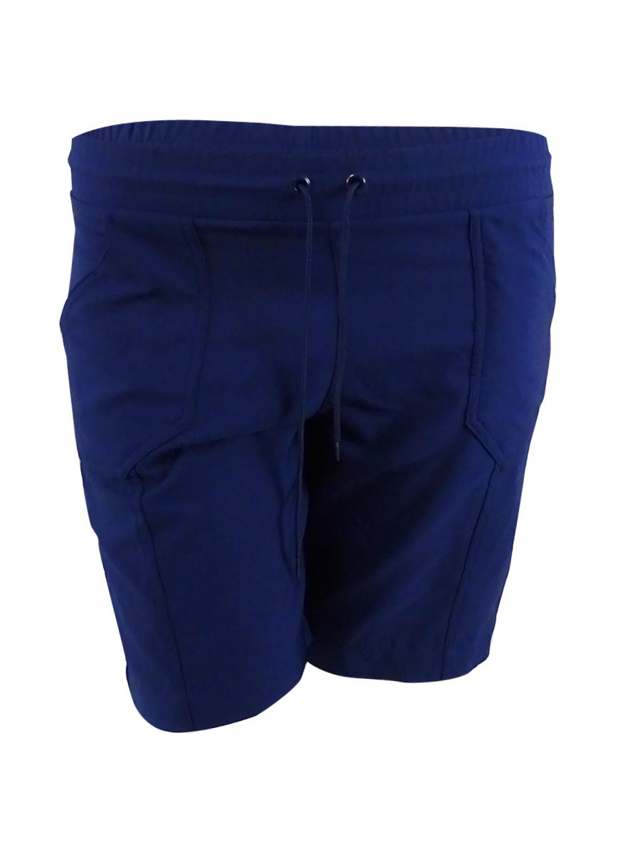 JAG Women's Long Drawstring Board Shorts (Navy, M)