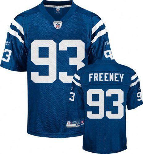 Reebok Indianapolis Colts Dwight Freeney Youth Replica Jersey - Replica Reebok Colts Indianapolis Football