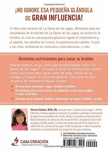 Amazon Remedios Para Los Desrdenes De La Tiroides De La Dama