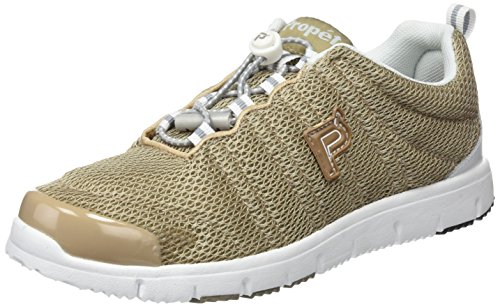 Propet W3239_m(b), Zapatillas para Mujer Marrón (Taupe)