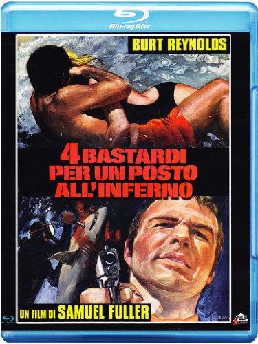 4 bastardi per un posto all'inferno (blu-ray) blu_ray Italian Import