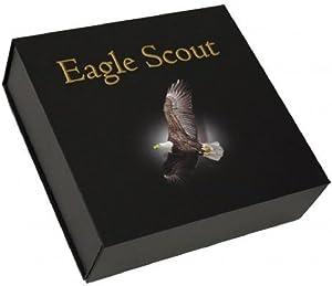 Eagle Keepsake Box - Present for Eagle Scout