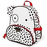 "Zoo Toddler Backpack Dax Dalmatian, 12"" School Bag,"