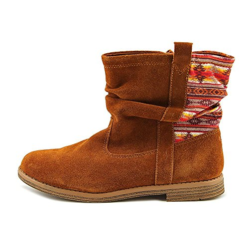 Toms Kids Cinnamon Suede Youth Laurel Boot 10009122 (SIZE: 3) by TOMS (Image #3)