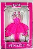 Barbie Fashion Avenue Hot Pink Party Dress by Mattel