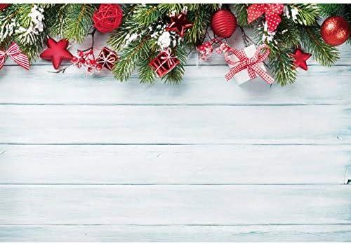 Oerju 3x2m Weihnachtsfeier Dekoration Hintergrund Kamera