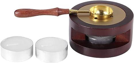 Wax Sticks Seal Melting Spoon Furnace Tool Sealing Stamp Kit