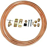 Everbilt 1/4 in. x 15 ft. Copper Icemaker Installation Kit