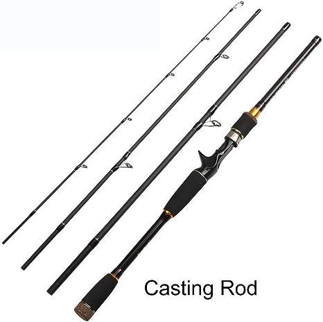YWHY Cañas De Pesca Nueva Caña De Pescar Spinning Casting Rod 99 ...