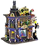 Lemax Spooky Town Zombie's Café with Adaptor # 65346