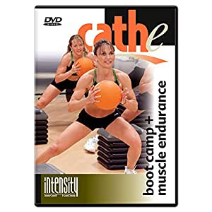 Cathe Friedrich's Intensity Series: Boot Camp + Muscle Endurance [DVD]