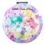 Sanrio Little Twin Stars Double Mirror Round Shape