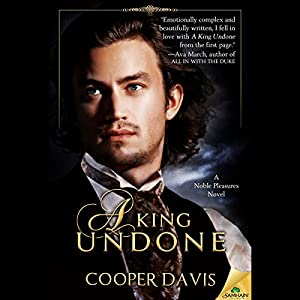 A King Undone Audiobook