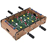 WGW Mini Foot Ball Tabletop Table Game...