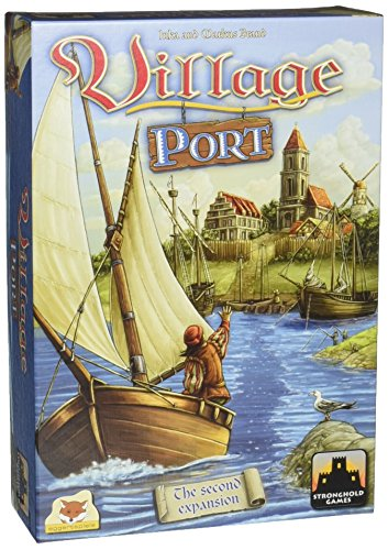 30 Year Old Port (Village Port Board Game)