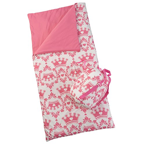 KidKraft Sleeping Bag, Princesses (Princess Sleeping Bags)