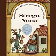 Strega Nona Audiobook by Tomie de Paola Narrated by Peter Hawkins