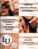 Experimetns for Essentials of General and Organic Chemistry - Chem 107, 3rd Ed, Goldin, Mike, 1600364705
