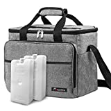 Best Large Cooler Bags - Conthfut Soft Cooler Bag, 40-Can Large and 2 Review