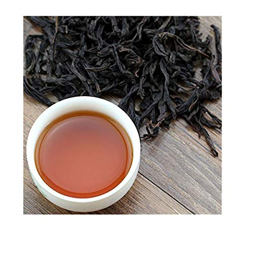 AOLISPRN 100g / Da Hong Pao Oolong Tea Loose Leaf - Fujian Wuyi Rock Tea Big Red Robe - Wulong Chinese Tea Leaves - Tea Wulong Leaf