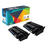 Do It Wiser CF226X Compatible Toner Cartridge for HP LaserJet Pro M402dn M402n M402dw MFP M426fdn MFP M426fdw (9,000 Pages) - 2 pack