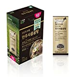ARIO Antibiotic Free Beef Bone Broth Concentrate | Seolleongtang | Gomtang | Ox Bone Soup | 10 Stick Packs